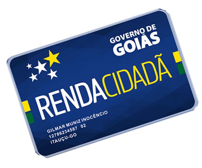 Cartão Renda Cidadã