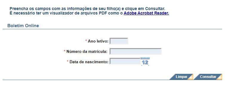 Como Consultar o Boletim Online Bahia SGE 2022