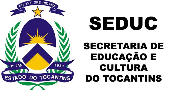 Matrícula SEDUC TO 2022
