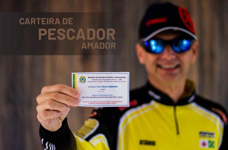 Licença Pesca Amadora 2022