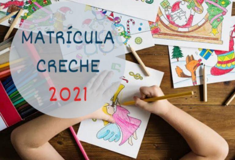Matrícula Creche 2021