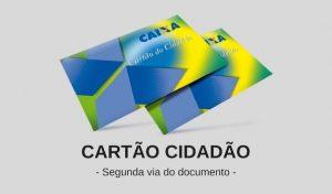2ª Via Cartão Cidadão