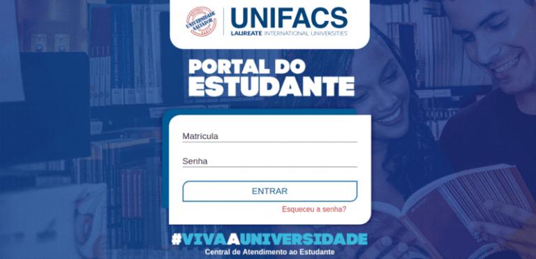 Portal do Aluno Unifacs