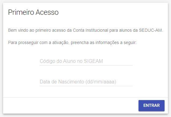 Como Consultar o Boletim Online SEDUC Manaus