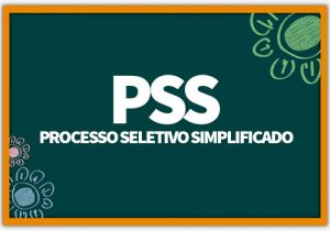 Inscrições PSS 2022